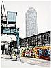 Antoine Gamard (Né en 1977) A l'ombre de la ville, 2011 Acrylique sur toile Signée, titrée et datée au dos Acrylic on canvas Signed,..., Antoine  Gamard, Click for value