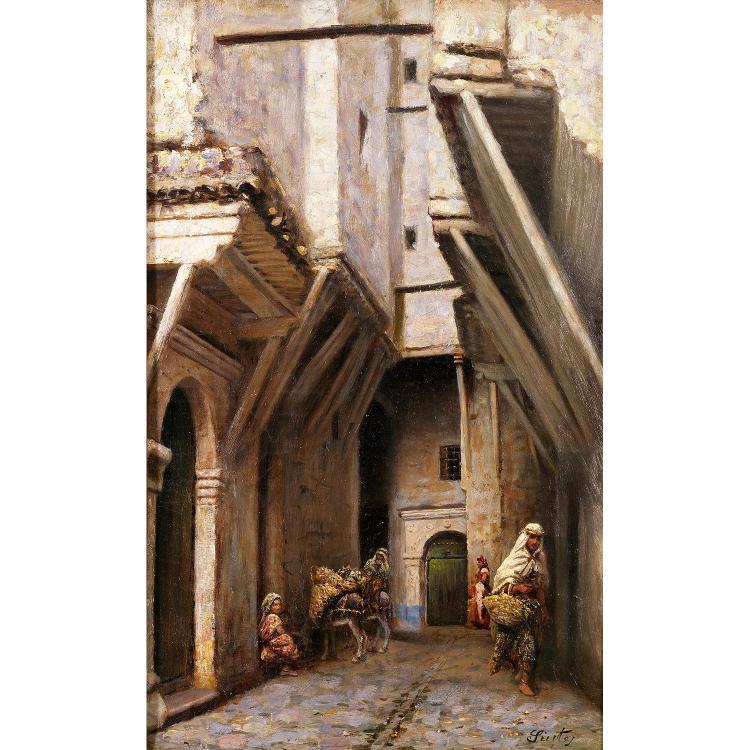 JOSEPH SINTES (1829-1913)