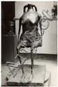 GYULA HALASZ, Dit BRASSAÏ (1899-1984) L'Eau, sculpture de Germaine Richier, vers 1950 Épreuve argentique, portant le cachet du photo...