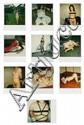 Nobuyoshi Araki (né en 1940) Sans titre (Bondage) Ensemble de dix Polaroïds Chacun signé au dos Pièces uniques 10,8 x 8,8 cm chaque