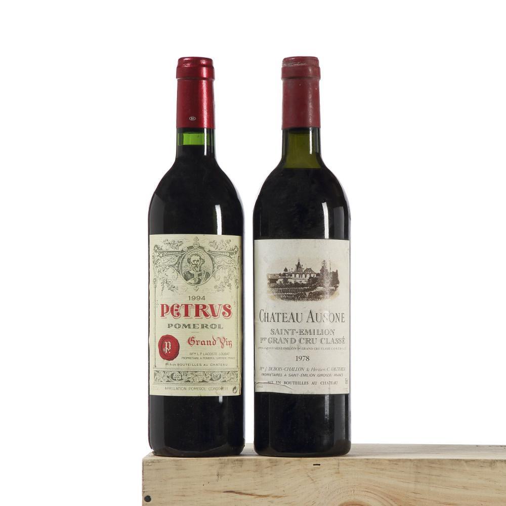1 bouteille PETRUS, Pomerol 1994
