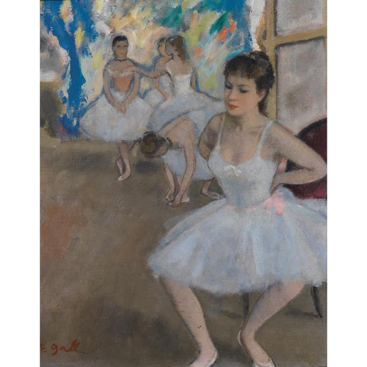 FRANÇOIS GALL (1912-1987) Danseuse