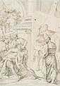 École vénitienne du XVIIIème siècle Charles Quint ramassant le pinceau de Titien : « Il y a aura toujours des rois mais il n'y aura ...