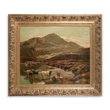 SIDNEY RICHARD WILLIAMS DIT PERCY (1822 - SUTTON 1886)