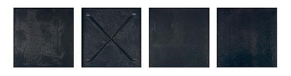 Theaster Gates (né en 1973) Four Square, 2011