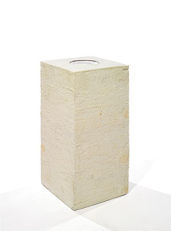 Theaster Gates (né en 1973) Tall Stack (Single), 2011