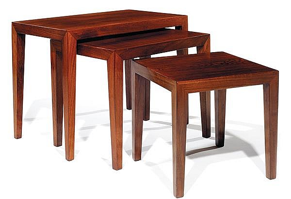 Severin hansen xxe haslev furniture diteur suite de t for Pietement de table