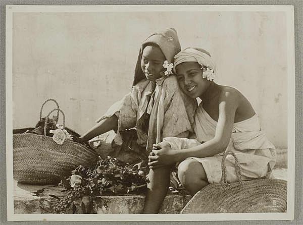 Populaire Rudolf Lehnert (1878-1948) & Ernst Landrock (1880-1957) Tuni YA42
