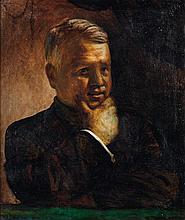 Giorgio de Chirico (1888-1978) Oil on canvas Signed lower right 22 1/4 x 18 1/2 in