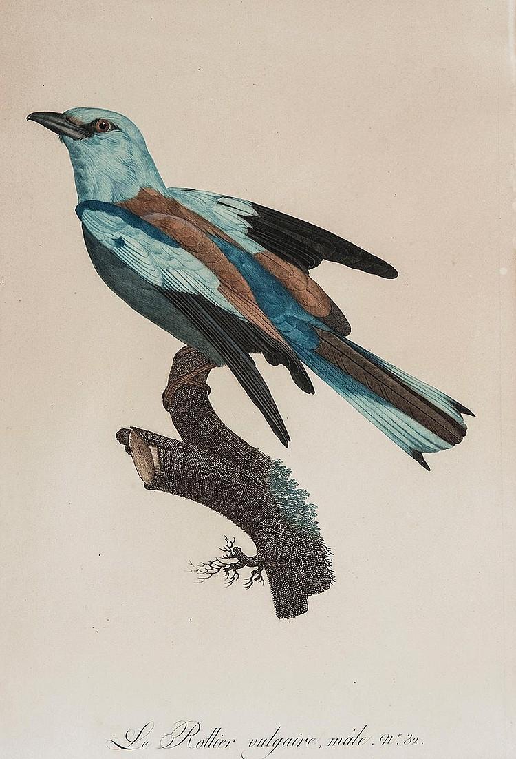 Jacques BARRABAND (1767-1809)Ensemble de deux planches