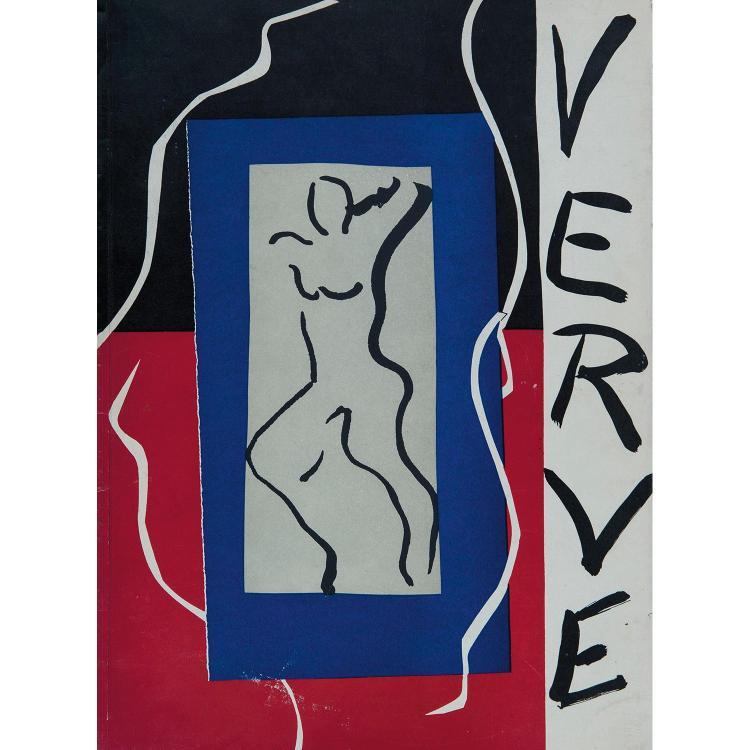 REVUE VERVE REVUE VERVE, 1re année, N°1. Décembre1937