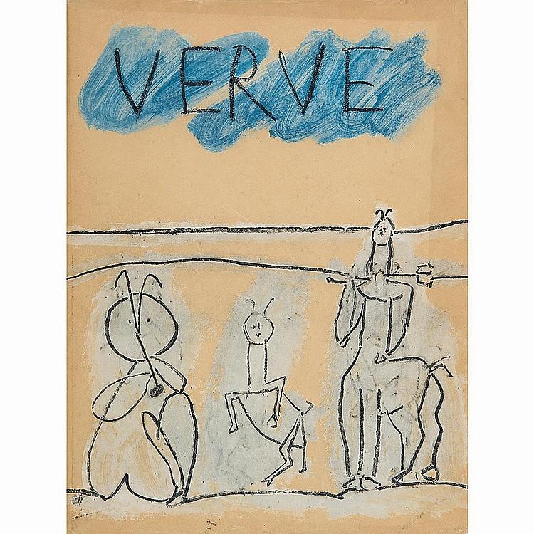 REVUE VERVE REVUE VERVE, Vol. V N°19-20