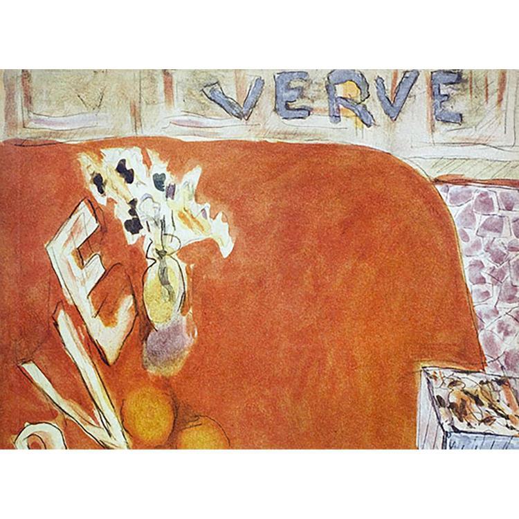 REVUE VERVE REVUE VERVE N°3-1938