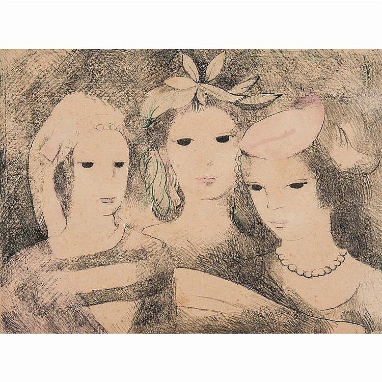 MARIE LAURENCIN (1912-1956) LE CHANT