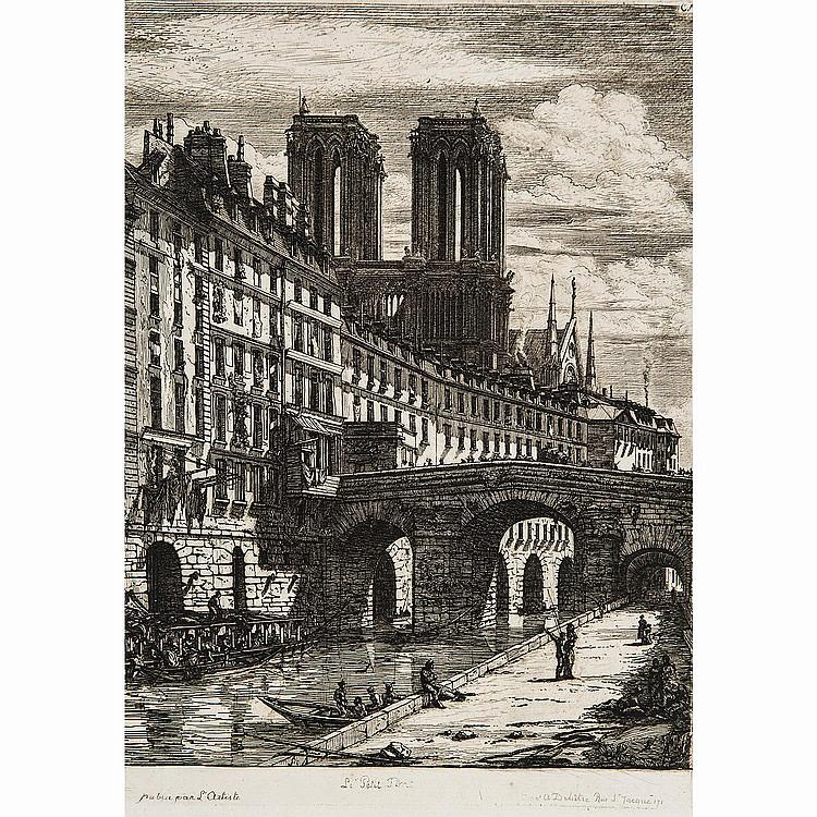 CHARLES MÉRYON (1821-1868) LE PETIT PONT