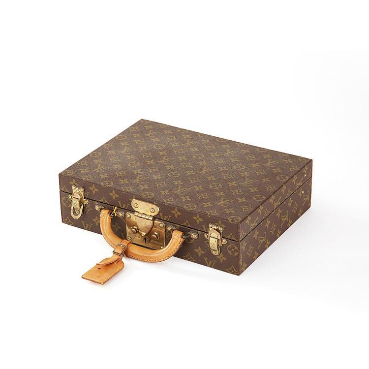 LOUIS VUITTON Mallette à bijoux Louis Vuitton