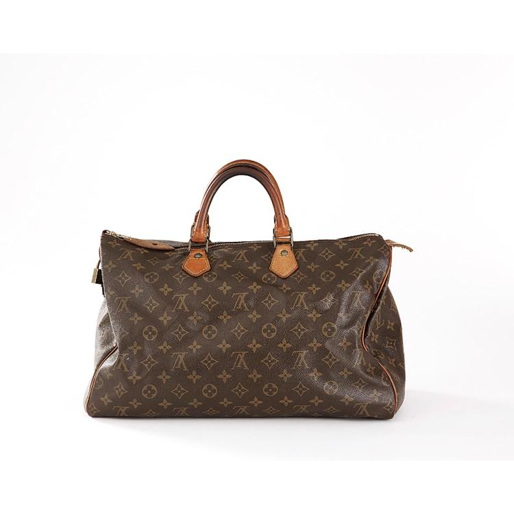 LOUIS VUITTON Sac à main Louis Vuitton Speedy 40 cm