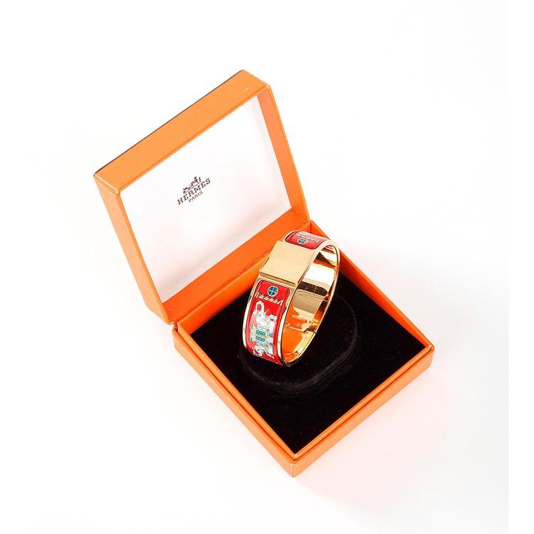 HERMÈS Bracelet Hermès Paris
