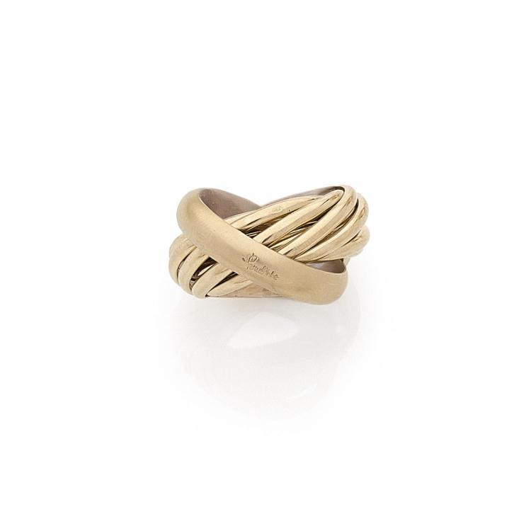 POMELLATO A gold ring by POMELLATO.