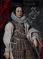Justus Sustermans (Anvers 1597-Florence 1681) Portrait présumé de Matthias de Médicis Toile 104,5 x 74,5 cm Restaurations anciennes, Justus Sustermans, Click for value