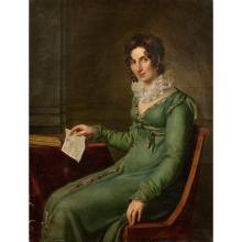 Attribué à Adèle ROMANY ( 1769-Paris 1846)