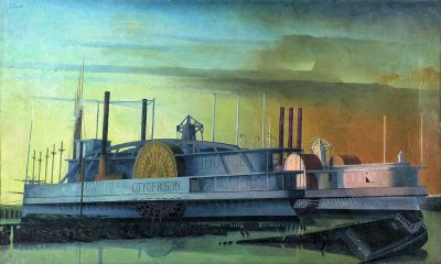 THEODORE LUX FEININGER (Né en 1910)