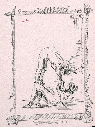 BERNARD SANDERS (Né en 1904)
