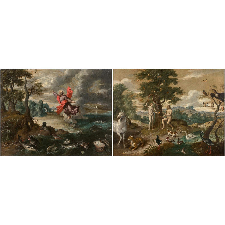 Jan BRUEGHEL II (Bruxelles 1601-Anvers 1678)