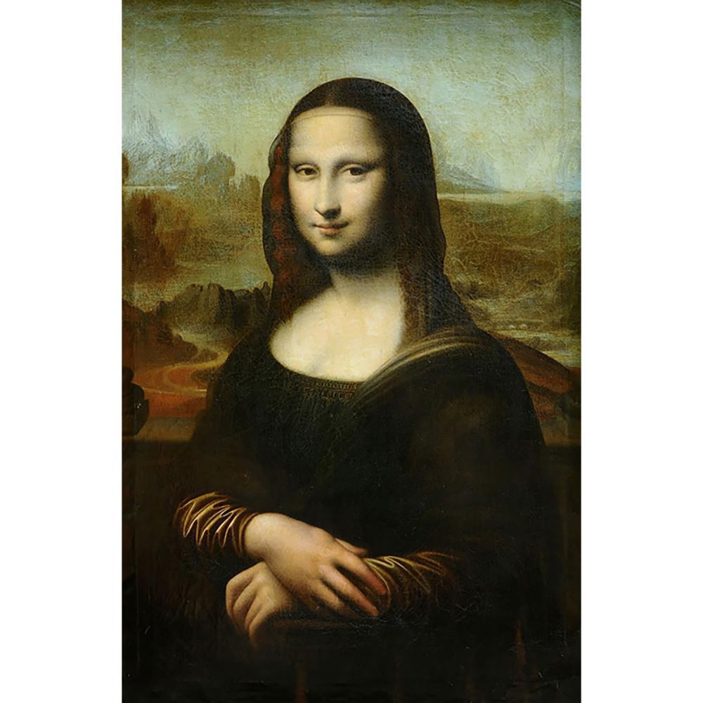 ÉCOLE FRANÇAISE VERS 1630, SUIVEUR DE Léonard de Vinci
