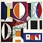 Yaacov Agam (né en 1928) Formes-Couleurs-Reliefs, 1975 Thermoformage en couleurs Numéroté 28/99 en bas à gauche et signé en bas à dr..., Yaacov Agam, Click for value