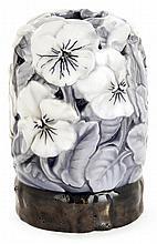 JoHanne hahn Locher (1876-1961) - Unique porcelain Bing & Grøndahl vase