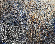 Jacques Germain (1915-2001) Sans titre, circa 1959 Oil on canvas Signed lower right 31 3/4 x 39 in