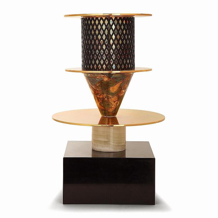 ETTORE SOTTSASS (1917-2007) Vase