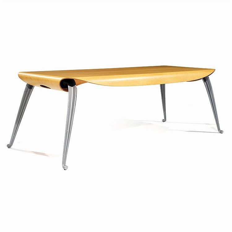 RON ARAD (NÉ EN 1951) & DRIADE (ÉDITEUR) Table de milieu
