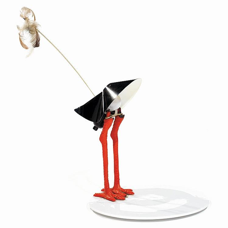 INGO MAURER (NÉ EN 1932) Lampe