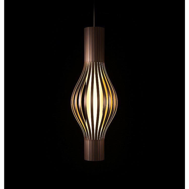XAVEER CLAERHOUT (NÉ EN 1967) & BARBARA VAN BIERVLIET (NÉE EN 1970) - KINETURA (ÉDITEUR) Lampe métamorphique évolutive