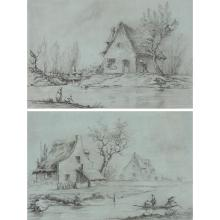 École de Aignan-Thomas DESFRICHES (Orléans 1715-1800)