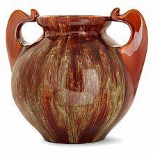 PIERRE-ADRIEN DALPAYRAT (1844-1910) A stoneware vase