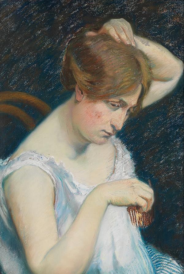 Daniel de Monfreid Paintings & Artwork for Sale   Daniel de Monfreid Art  Value Price Guide