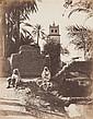Eugène JACQUET (Besançon 1844 – après 1893) Deux vues de Biskra, deux vues de Constantine et deux vues d'el-Kantara, 1870