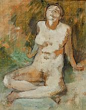 ƒEdgar Degas (1834 - 1917)