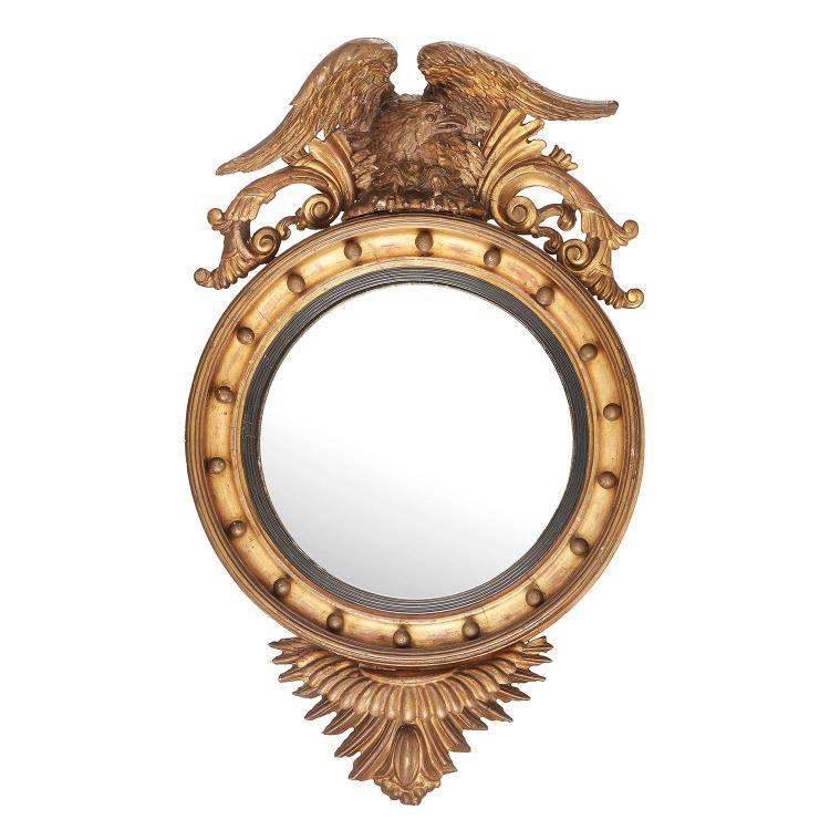 miroir de sorci re angleterre fin du xixe si cleen bois scu