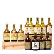 Ensemble de 12 bouteilles
