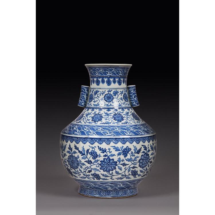 Grand Vase Hu