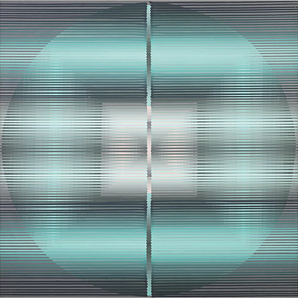 LEOPOLDO TORRES-AGÜERO (1924-1995) Burni Verde, 1987 Acrylique sur toile Signée, datée et annotée '673' au dos Acrylic on ca...