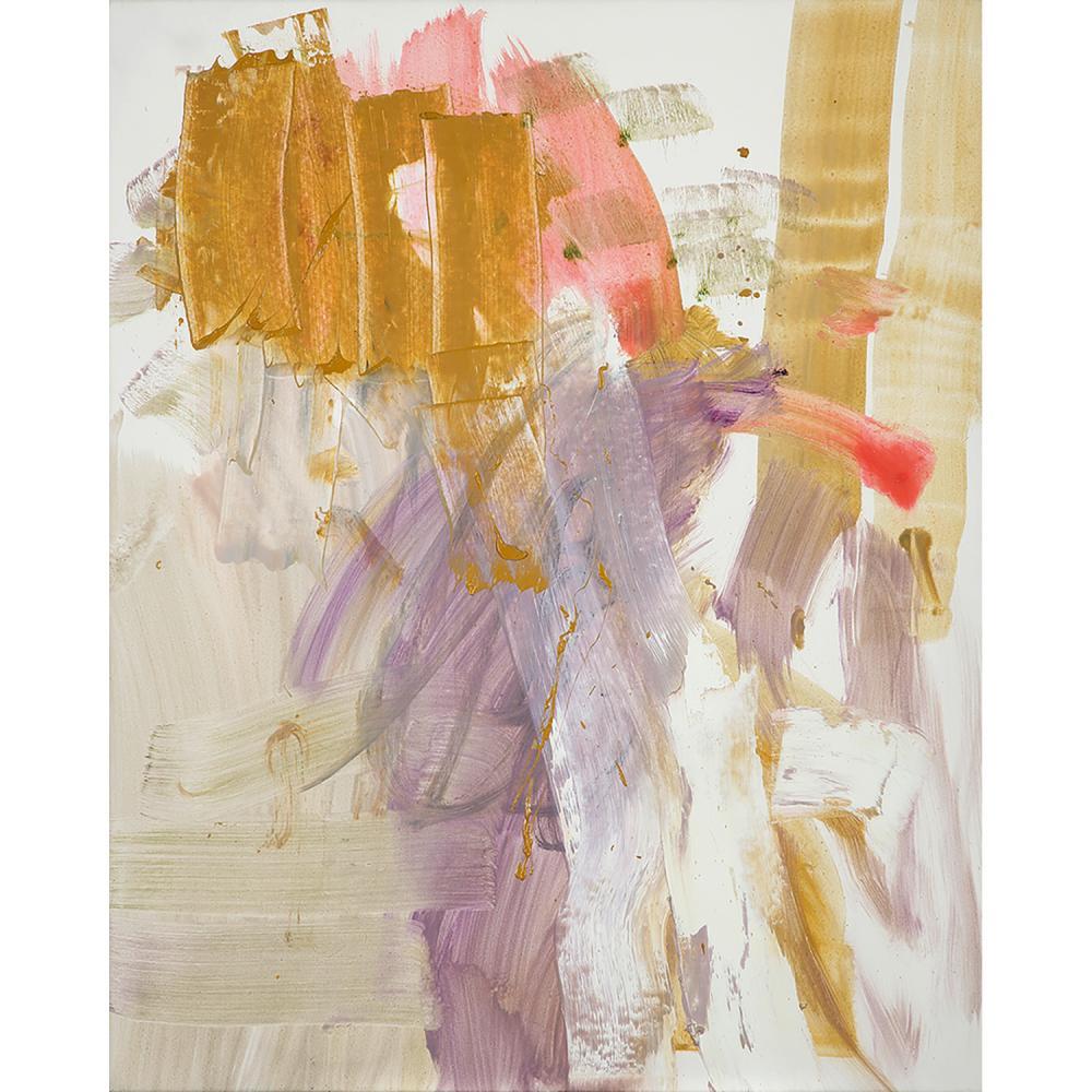 ANDREAS ERIKSSON (né en 1975) Start, 2001 Acrylique et huile sur toile Signée, titrée et datée au dos Acrylic and oil on can...