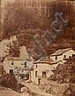 Charles Clifford (1819-1863) Moulin arabe de l'Alhambra, Grenade, vers 1853 Épreuve albuminée, négatif papier, non montée, signature..., Charles Clifford, Click for value