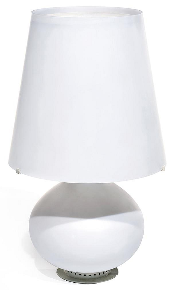 MAX INGRAND (1908-1969) & FONTANA ARTE (ÉDITEUR) Lampe à poser,