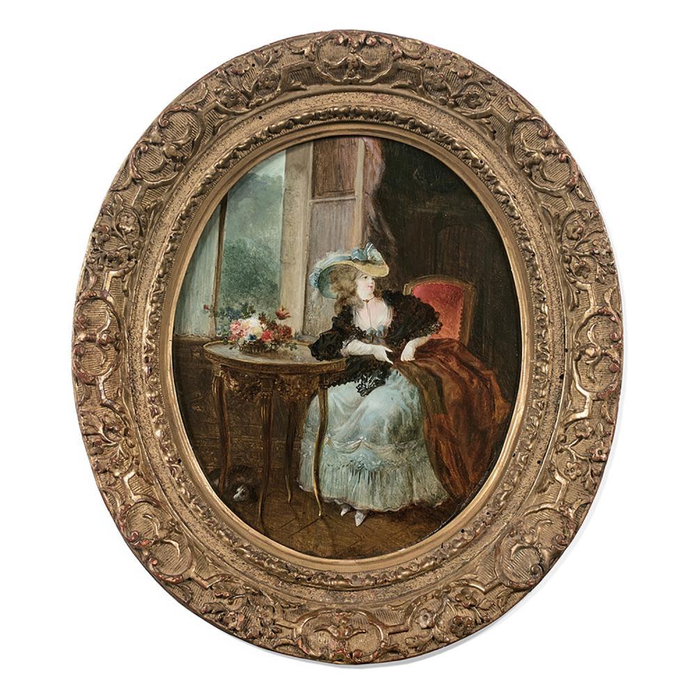 JEAN FRÉDÉRIC SCHALL (STRASBOURG 1752-PARIS 1825)