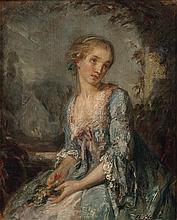 Charles CHAPLIN (Les Andelys, 1825-Paris, 1891)